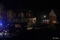 3-Pożar budynku mieszkalnego w Sławniowie..